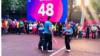 بازیهای یک دقیقهای کرکت، آریانا سعید و میرویس اشرف مقام سوم را کسب کردند