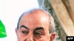 Allavi Suudi Kralı Abdullah'la Irak'ın Durumunu Görüştü