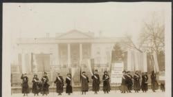 美國政府政策立場社論:賦予婦女投票權的憲法第19修正案100週年