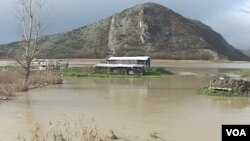 Albania Lezha Flood