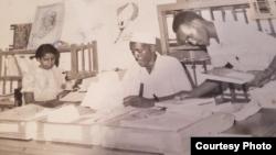 Bitaa gara mirgaa:Hindiyaa Ahmed,Abdii Huseen fi Umer Mohaammad