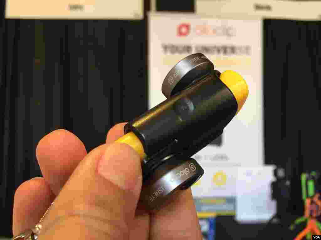 چهار لنز در یک لنز جدید از شرکت اولو کلیپ مخصوص گوشیهای آیفون که باعث بهبود کیفیت عکس میشوند