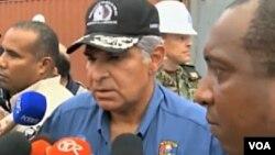 El ministro de Seguridad de Panamá, José Raúl Mulino, confirmó la visita de un equipo de expertos de EE.UU. y otro de la ONU.