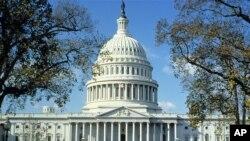 美国首都华盛顿国会山庄