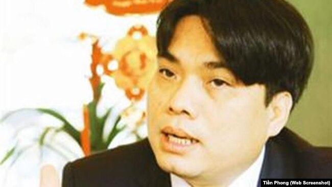 Ông Lê Hồng Quang-Đại biện lâm thời của sứ quán Slovakia tại Việt Nam.