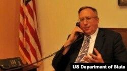 Exclusive interview: US Ambassador to Uzbekistan, George Krol, talks to Navbahor Imamova, VOA Uzbek