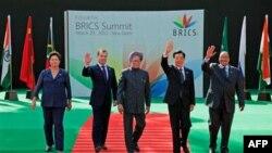 Lideri BRIK zemalja na samitu u Indiji