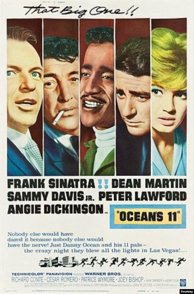 فلم کی کاسٹ میں سیناٹرا کے ساتھ ساتھ پیٹر لافورڈ، ڈین مارٹن، سیمی ڈیوس جونیئر، جوئی بشپ اور اینجی ڈکسن بھی شامل تھے۔
