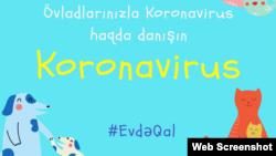 Koronavirusun uşaqlara təsiri