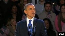 Presiden Obama meminta kongres agar menghentikan pemotongan otomatis bagi program-program domestik dan pertahanan (Foto: dok).