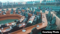 Sena y'u Rwanda