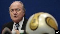 FIFA President Sepp Blatter (FILE)
