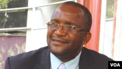 MDC party spokesman Douglas Mwonzora