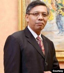 Sampe L. Purba, praktisi energi Indonesia (foto: courtesy).