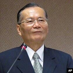 台湾海巡署长 王进旺