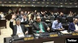 Los asambleistas venezolanos acordaron también crear una comisión para investigar los problemas de alimentación en el país.