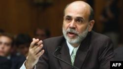 Председатель Федеральной резервной системы (ФРС) Бен Бернанке.