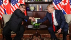 Seconde rencontre entre Donald Trump et Kim Jong Un
