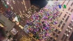 Tradisi Tutup Tahun di Amerika - Laporan VOA 30 Desember 2011