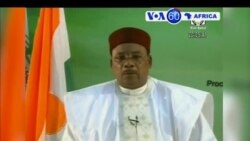 Niger jamanatigi Issoufa Mahamadou ka, dantigeli Barkhane kola