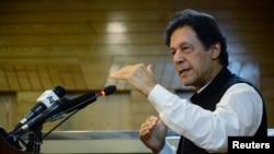 ပါကစၥတန္ဝန္ႀကီးခ်ဳပ္ Imran Khan