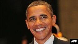 Президент США Барак Обама. Сеул. Южная Корея. 11 ноября 2010 года