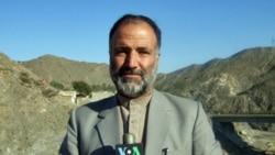 VOA Deewa reporter Mukarram Khan Aatif