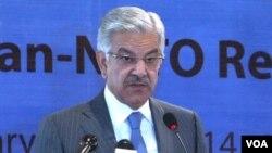 وفاقی وزیر برائے پانی و بجلی خواجہ آصف (فائل فوٹو )