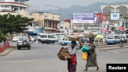 Reportage de ChristopheNkurunziza, correspondant àBujumbura pour VOA Afrique