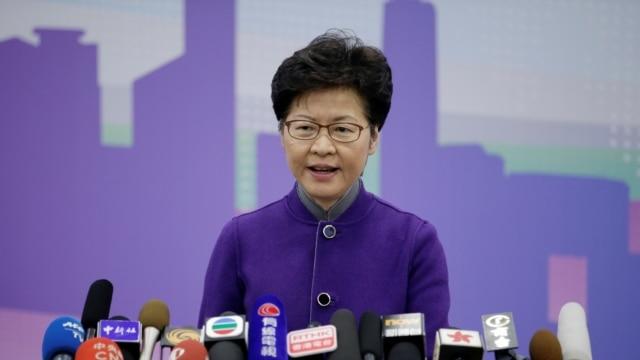 韩正召见林郑月娥 分析指北京表态有所倒退 - 11月 06, 2019