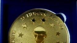 Schuman Award ဆု ျမန္မာလူ႔အခြင့္အေရးလႈပ္ရွားသူ သံုးဦးရရိွ