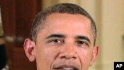 美國總統奧巴馬向美國之音70周年致錄像賀詞