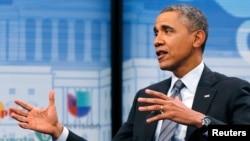 Президент США, Барак Обама