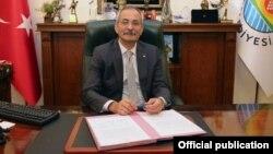 Haluk Bozdoğan Tarsus belediye başkanı