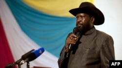 Salva Kiir, Presidente do Sudão do Sul