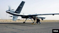 Serangan pesawat tak berawak AS kemungkinan besar telah menewaskan Hussein al-Yemeni.