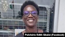 Pulchérie Edith Gbalet à Abidjan, en Côte d'Ivoire, le 12 août 2020.
