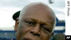 Presidente Angolano na África do Sul