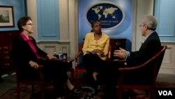 El secretario de Estado adjunto, Arturo Valenzuela, y la doctora Cynthia Arnson, del Centro Woodrow Wilson, coincidieron en señalar la mejor relación de EE.UU. con Latinoamérica.