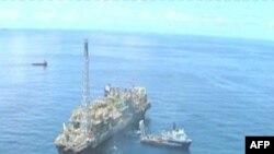 Скважина в Мексиканском заливе будет полностью заглушена к воскресенью