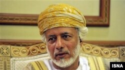یوسف بن علوی وزیر مشاور در امور خارجی عمان