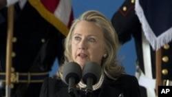 Menlu AS, Hillary Rodham Clinton (Foto: dok).