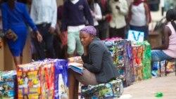 Kunzima Lonyaka Ngekhefu leKhisimusi