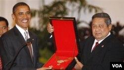 Prezidan Obama ap Kontinye Yon Toune Sou Kontinan Azyatik la