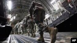 El presidente Obama notificó al Congreso el envío de 275 soldados para proteger al personal estadounidense en Bagdad.