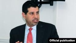 ABŞ Dövlət Departamentinin İran işləri İdarəsinin direktoru Stiv Feqin