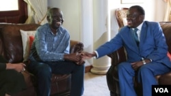 'Mnangagwa Visit to Morgan Tsvangirai's Home Commendable'