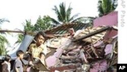 红十字会大力救援亚太灾民