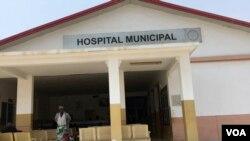 Namibe Hospital Ngola Kimbanda