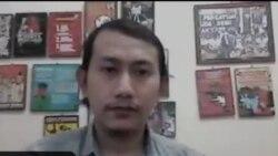 Yogi Dzul Fadhli pengacara LBH Yogya dalam tangkapan layar.